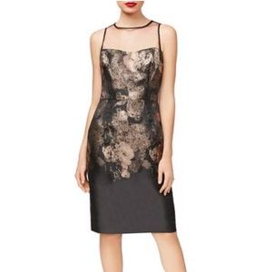 NWT Betsey Johnson Illusion Sleeveless Dress
